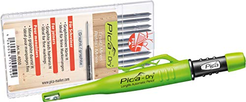 Pica Marker Dry Longlife Automatic Pen 3030 + 10...