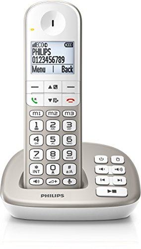 PHILIPS XL4951S/05&Nbsp; Schnurlostelefon mit...