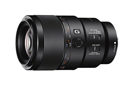Sony SEL-90M28G G Makro Objektiv (Festbrennweite,...