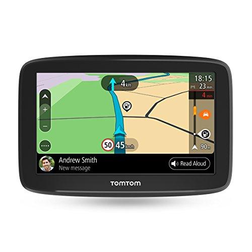 TomTom GO Basic Pkw-Navi (6 Zoll mit Updates über...