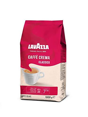 Lavazza Kaffeebohnen - Caffè Crema Classico - 1er...