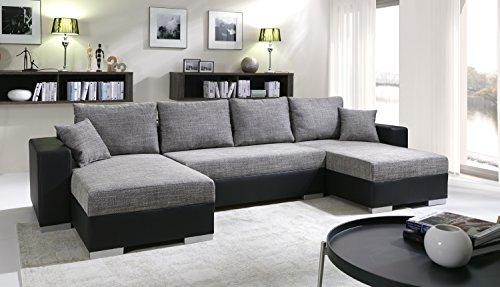 Sofa Couchgarnitur Couch Sofagarnitur Diego 3 U...
