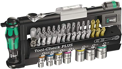 Wera Bit-Sortiment, Tool-Check PLUS, 39-teilig,...