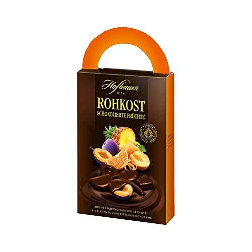 Hofbauer Wien Schokolierte Früchte, 500 g