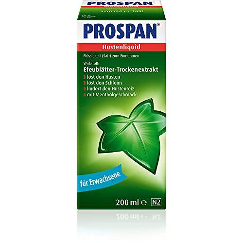 Prospan Hustenliquid, 200 ml Lösung
