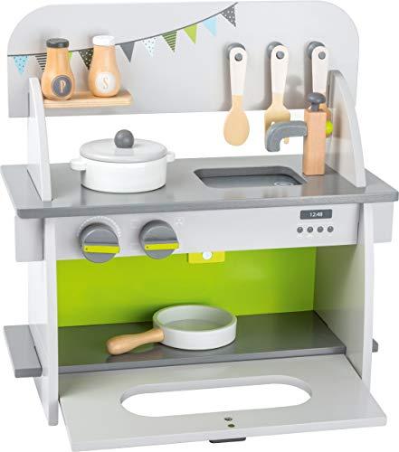 small foot 11158 Kinderküche 'Kompakt' aus Holz,...