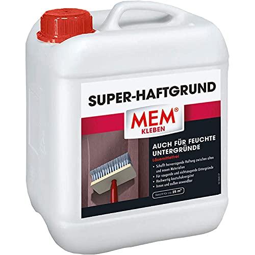 MEM Super-Haftgrund, Intensive Untergrundhaftung,...