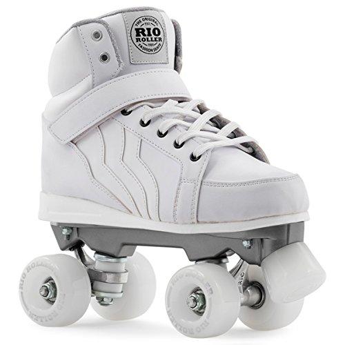 Rio Roller Kicks Quads Rollschuhe Disco Roller...