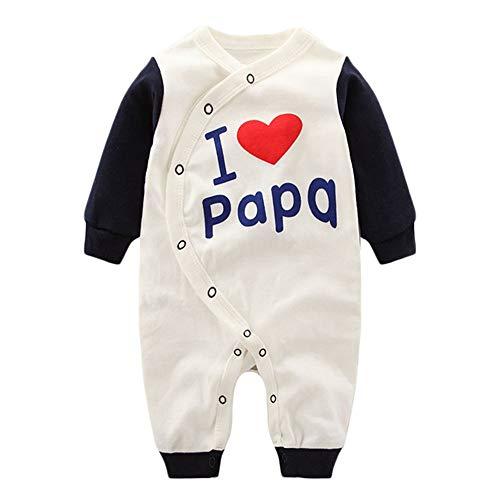 Anywow Neugeborenen Unisex Baby Overall Säugling...