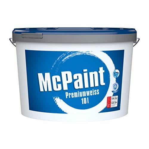 McPaint J121730, weiß, Premiumweiß für den...