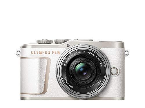 Olympus PEN E-PL10 Micro Four Thirds System Kamera...