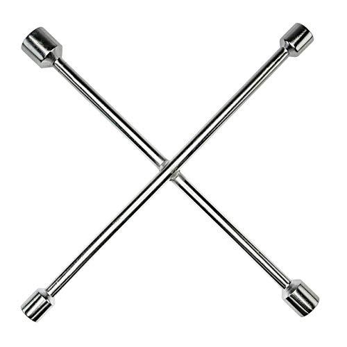 Kreuzschlüssel für LKW | No.476 | 24x27x30x32 mm...
