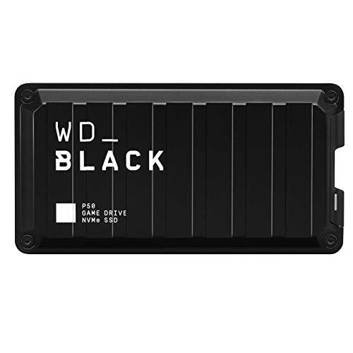 WD_BLACK 1TB P50 Game Drive SSD Starke Leistung...