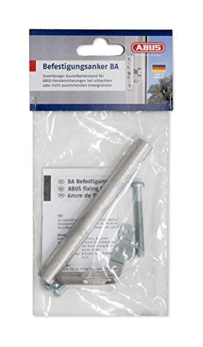 ABUS Befestigungsanker für Fenstersicherheit,...