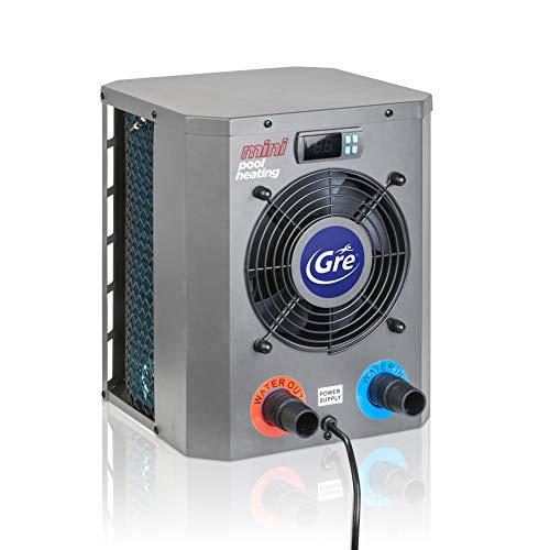 Gre HPM20 - Mini-Wärmepumpe für Aufbau-Pool bis...