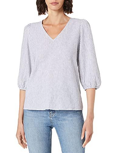 ESPRIT Damen 051EE1F315 Bluse, White 3 (102), 44