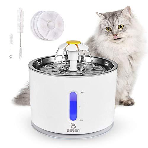 Trinkbrunnen Wasserspender für Katzen...