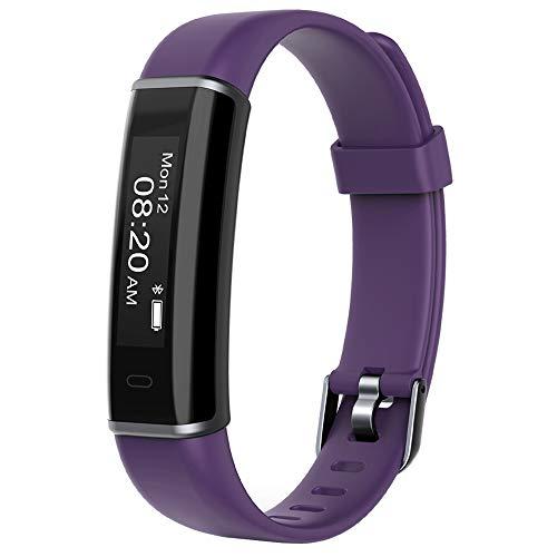 YAMAY Fitness Armband,Wasserdicht IP67 Fitness...