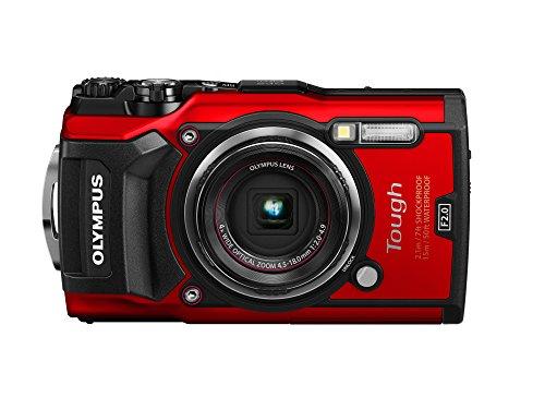 Olympus Tough TG-5 Digitalkamera (12 MP, 25-100mm...