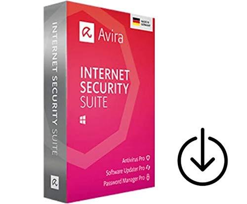 Avira Internet Security Suite 3Geräte 3Jahre Sie...