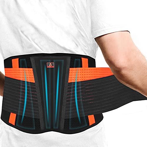Rückenbandage mit Verstellbare Zuggurte,...