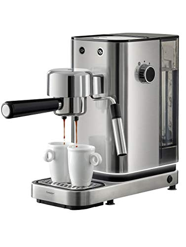 WMF Lumero Siebträger Espressomaschine 1400 Watt,...