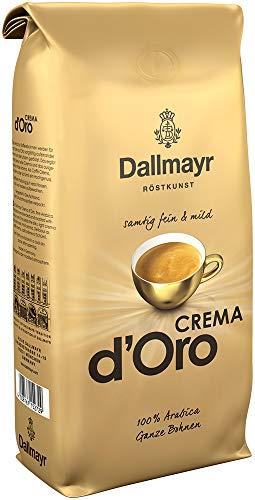 Dallmayr Kaffee Crema d'oro mild und fein...