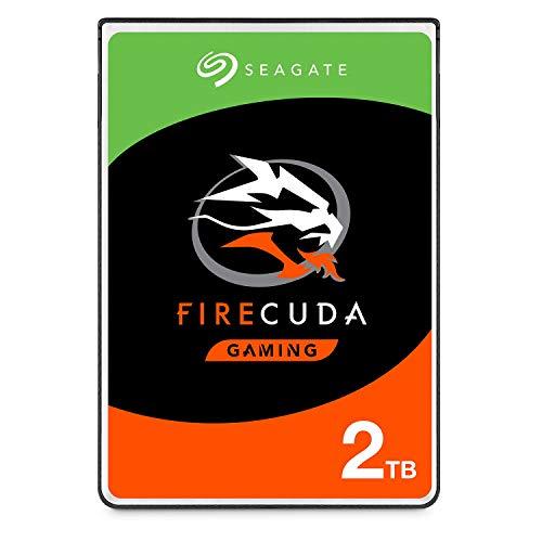 Seagate FireCuda 2 TB interne Hybrid Festplatte...