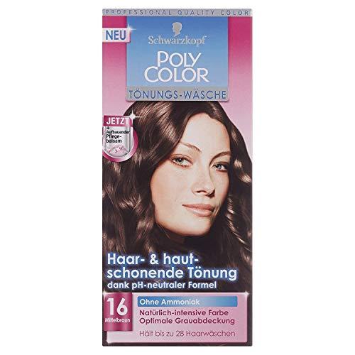 Schwarzkopf Poly Color Tönungs-Wäsche, 16...