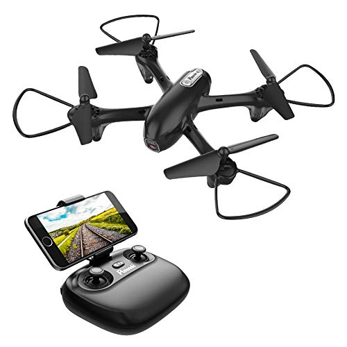 Potensic Mini Drohne FPV RC Quadrocopter mit HD...