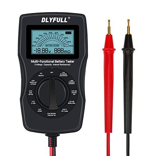 Batterietester Akkutester Batterieprüfergerät...