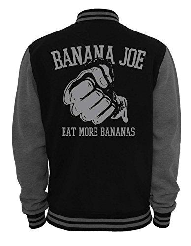 Banana Joe Original 2-Tone Collegejacke #3 -...