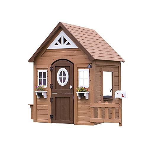 Backyard Discovery Spielhaus Aspen aus Holz |...