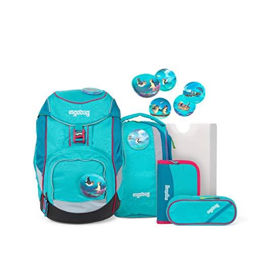 ergobag pack Set - ergonomischer Schulrucksack,...