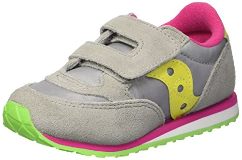 Saucony Kids' Baby Jazz H&l - K Sneaker,