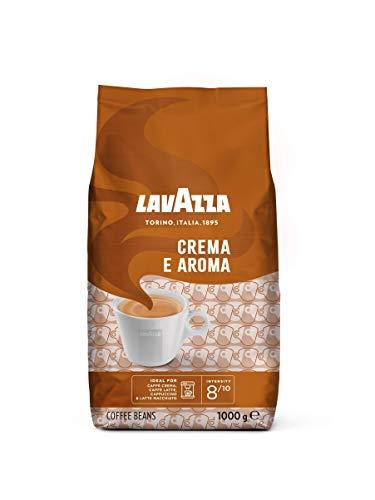 Lavazza Kaffeebohnen - Crema E Aroma - 1er Pack (1...