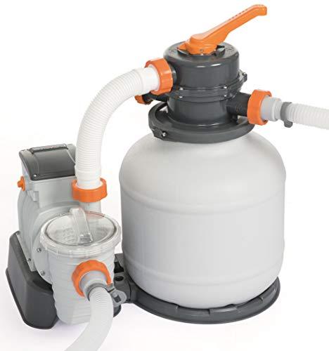 Bestway Flowclear Sandfilteranlage mit ChemConnect...