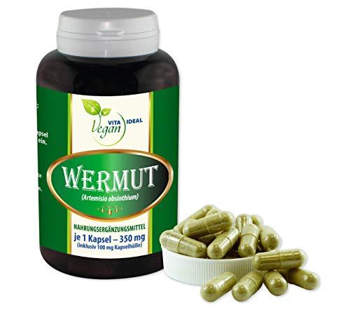 VITAIDEAL VEGAN Wermut (Artemisia absinthium) 180...
