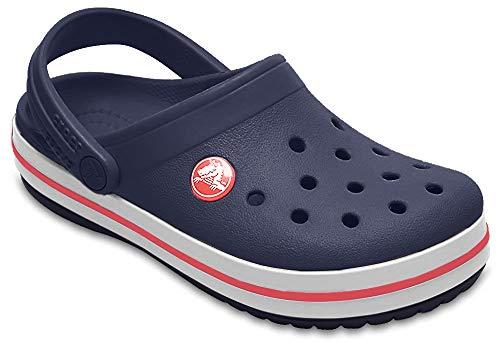 crocs Crocband Clog Kids, Unisex-Kinder Clogs,...