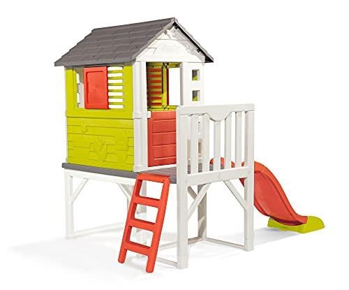 Smoby 810800 – Stelzenhaus - Spielhaus mit...