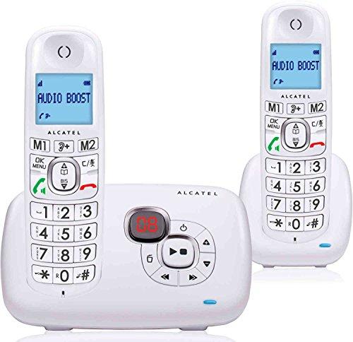 Alcatel XL 385Voice Duo schnurloses Telefon mit...