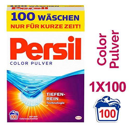 Persil Color Pulver, Waschmittel, 100...