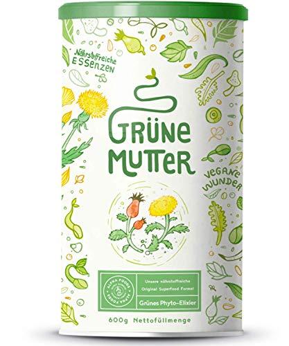 Grüne Mutter | Smoothie Pulver | Das Original...