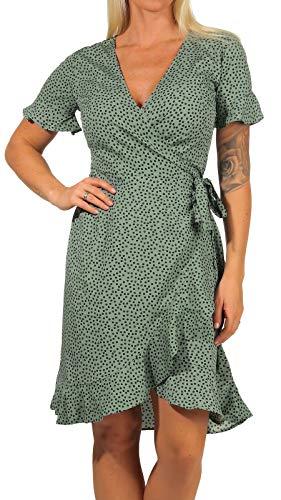 ONLY Damen Kleid ONLOlivia Wrap 15206407 Chinos...