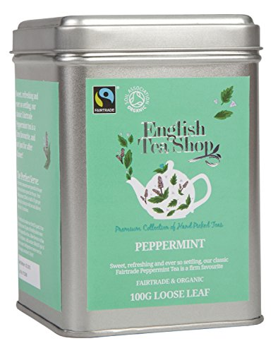 English Tea Shop - Pfefferminze, BIO Fairtrade,...