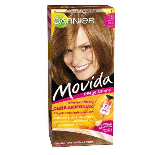 Garnier Tönung Movida Pflege-Creme,...