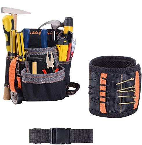 Werkzeuggürtel Werkzeugtasche Werkzeugbeutel für...