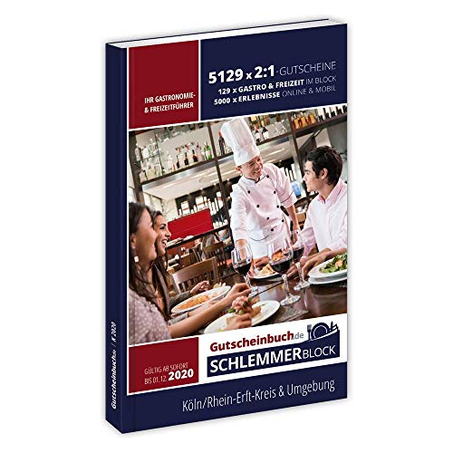 Gutscheinbuch.de Schlemmerblock Köln & Umgebung...