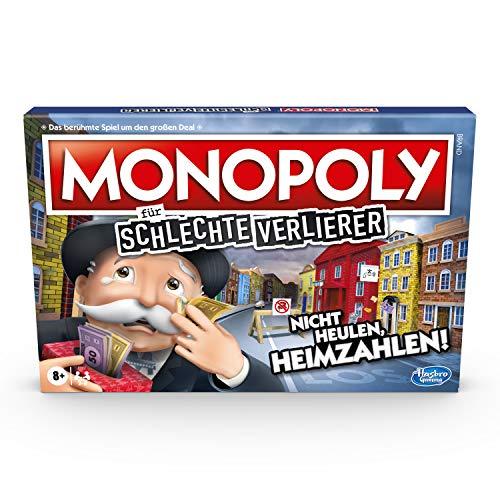 Monopoly für schlechte Verlierer Brettspiel ab 8...