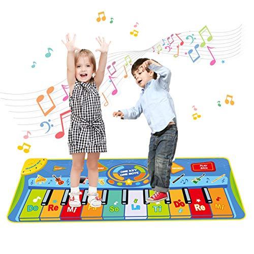 Upgrow Tanzmatte, Kinder Musikmatte, Klaviermatte...